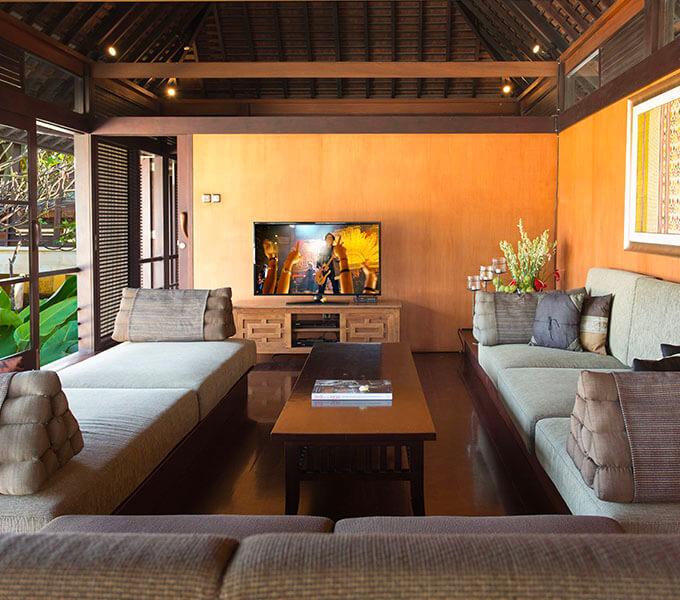 Villa Bayu Gita Residence - Media room